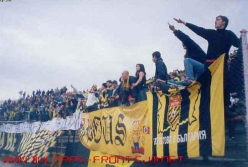 Футболни хулигани Ботев