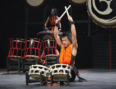 Over a million people in more than 20 different countries have seen the wadaiko yamato drummers live since their